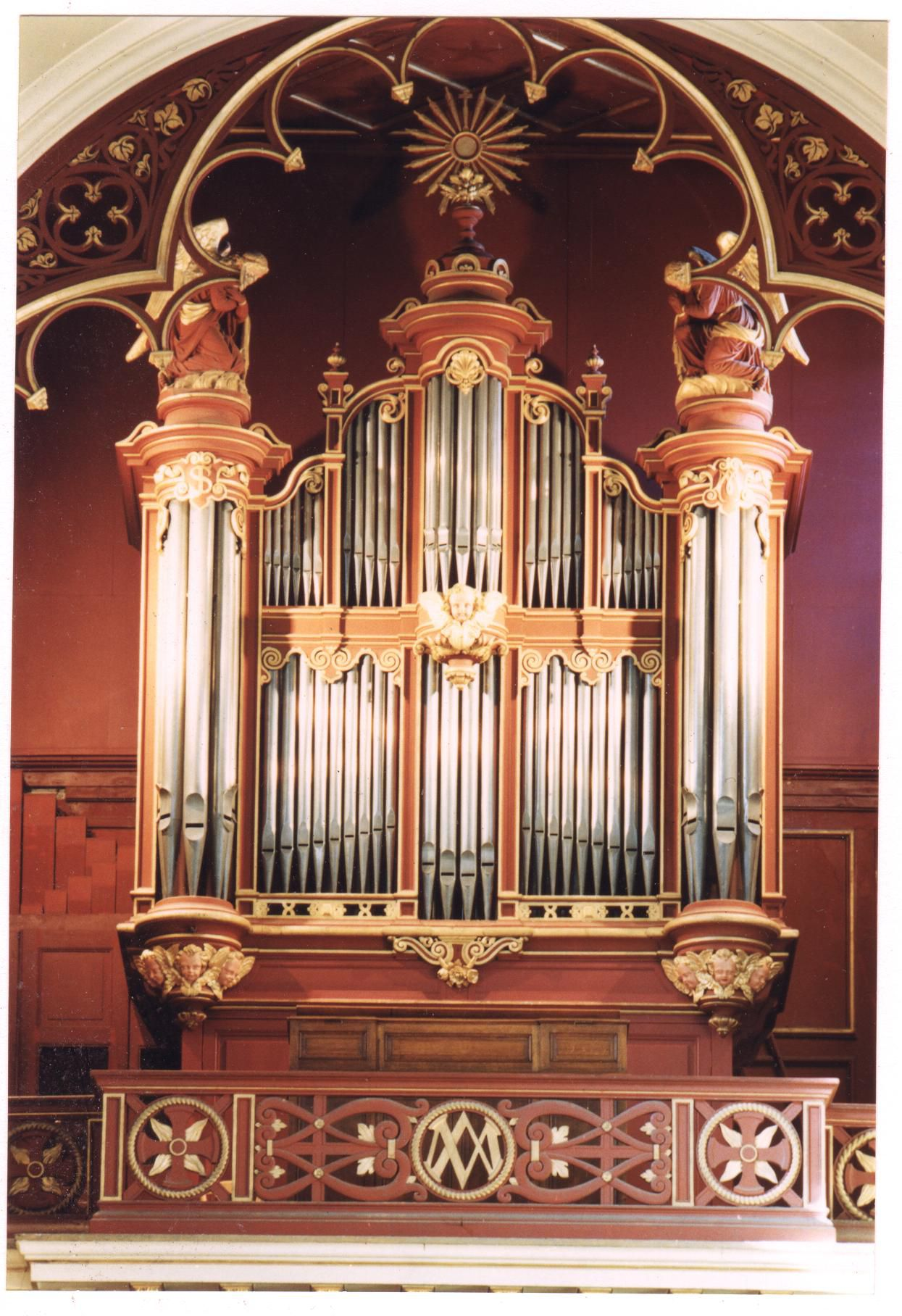 Grand Orgue Cavaillé-Coll-Mutin de 1870